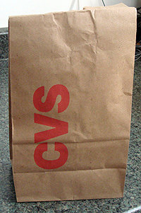 Also I Just Noticed Today That They Use Paper Bags For Some Prescriptions Asked Nicely And Put Mine In One