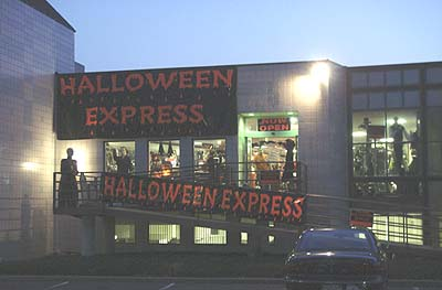 Story Ore Blog: Halloween Express